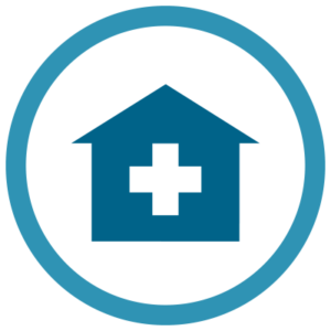 home health care icon